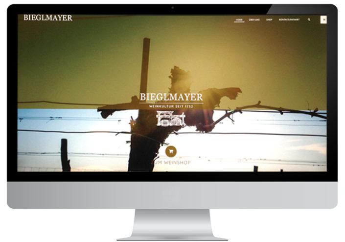 Bieglmayer Startseite